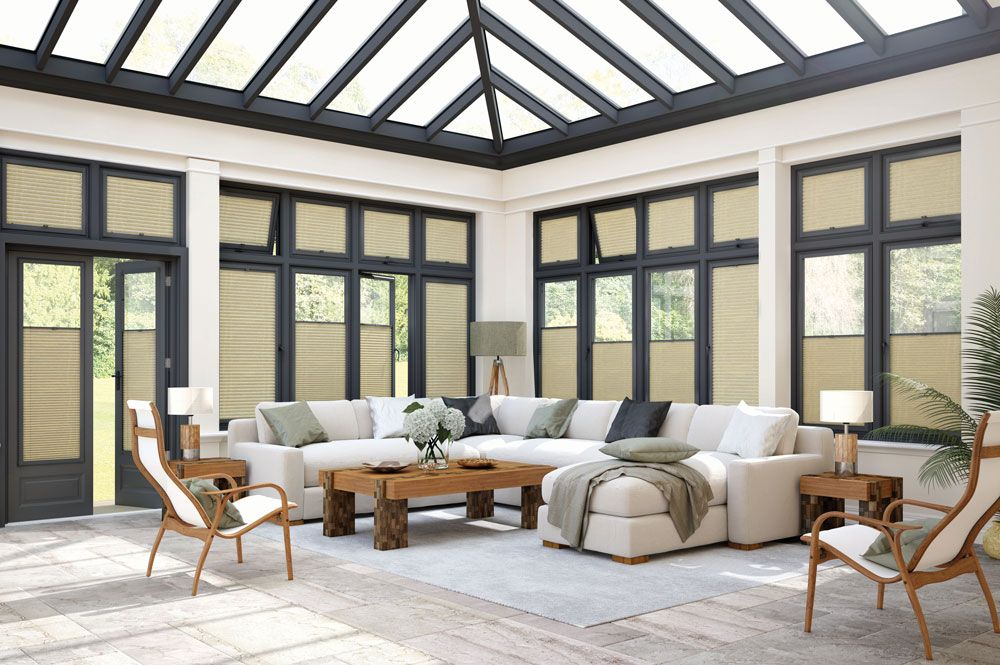 Conservatory Blinds From Haywoods Blinds